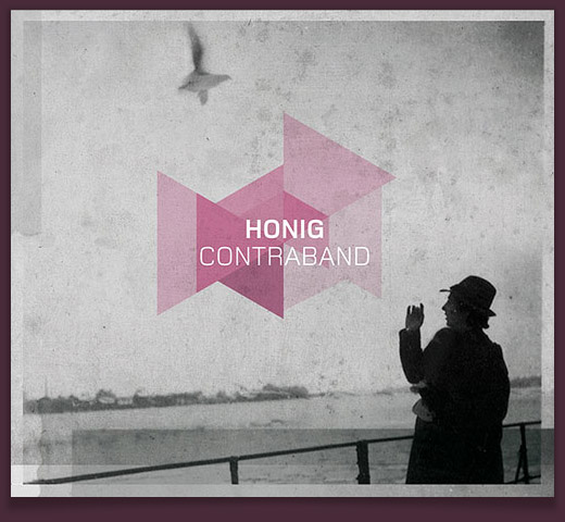Cover Honig Contraband EP